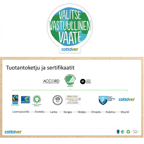 cottover sertifikaatit