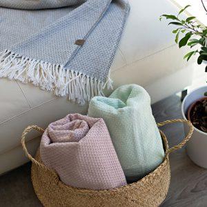 Kylpytuotteet ja kodin tekstiilit